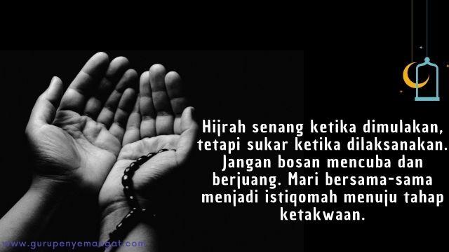 Gambar Ucapan Selamat Tahun Baru Islam 1443 H Melayu 16