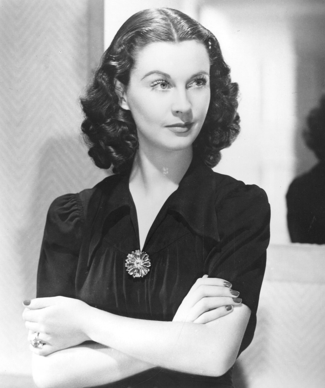 It's The Pictures That Got Small ...: THE THURSDAY GLAMOUR 15!Isabel Jeans And Vivien Leigh