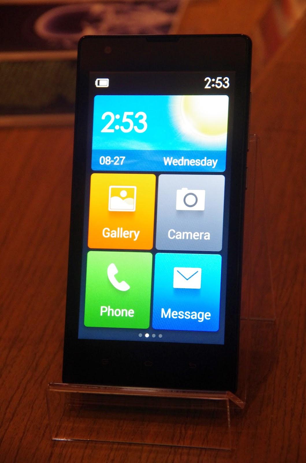 Redmi 1S Smartphone Murah Yang Ngga Murahan