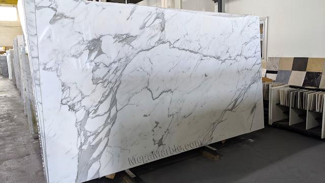 Statuary White Marble Slabs