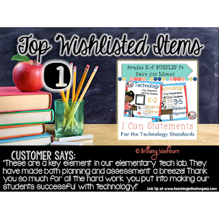 Brittany Washburn's Top Wish Listed Resource is on SALE!