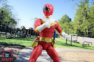 Power Rangers Lightning Collection Zeo Red Ranger 11