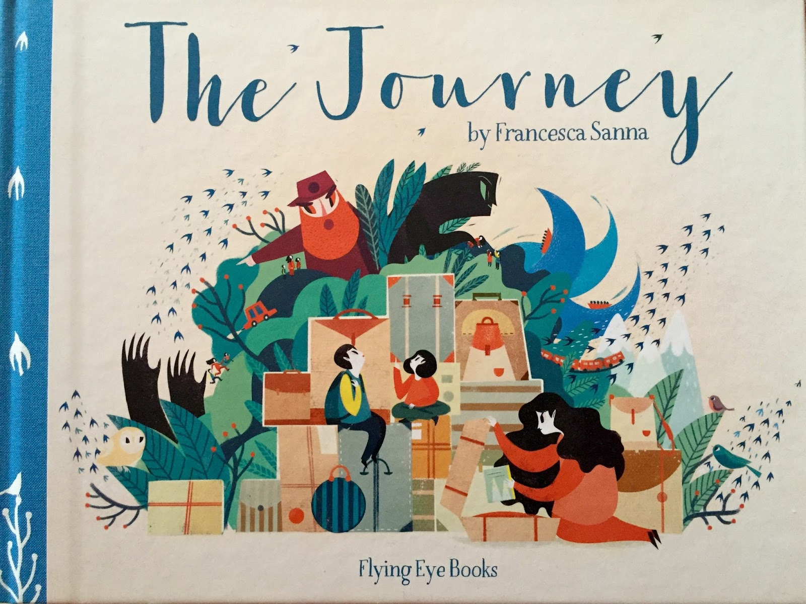 125 water street american booksellers association picture books the journey by francesca sanna flying eye books there were many wonderful picture books that came out this year but this one is something malvernweather Image collections