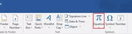Cara Menyisipkan Simbol Matematika di Word-5