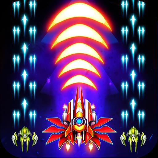 Infinite Shooting: Galaxy War v2.0.4 Apk Mod [Dinheiro Infinito]
