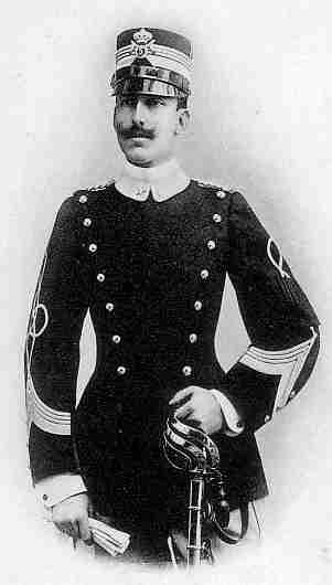Vittorio Emanuele Torino Giovanni Maria de Savoie, comte de Turin