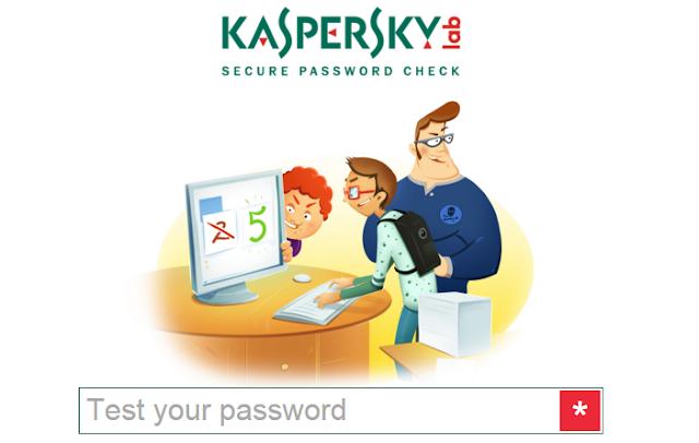 لمعرفة مدى قوة كلمة السر الخاصة بك و كم من الوقت يمكن إختراقها
