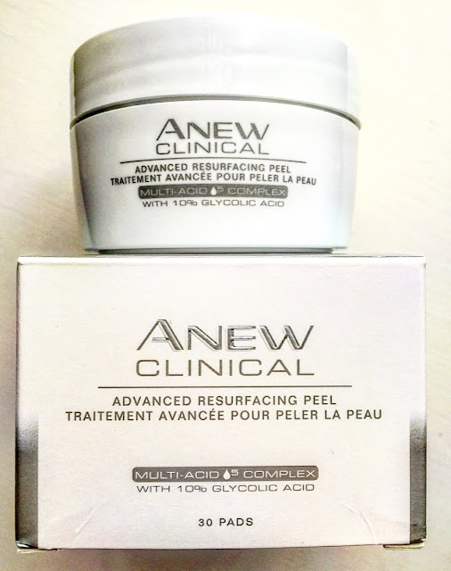 Avon ANEW Clinical Advanced Resurfacing Peel - Caroline Hirons