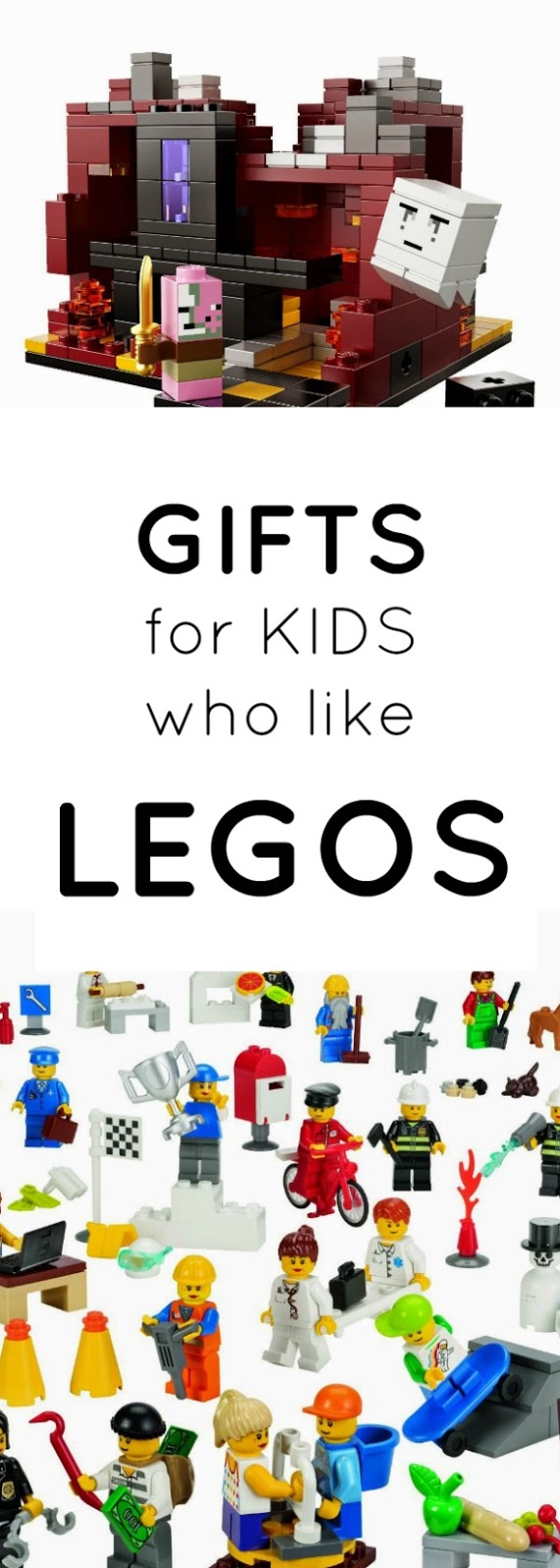 Gifts for kids who like legos boys girls
