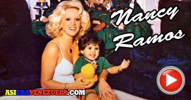 La Reina de la Navidad Venezolana se llamaba Nancy Ramos