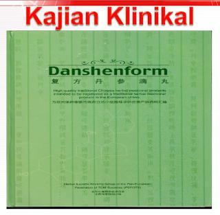 Buku Klinikal Tasly Danshen Plus