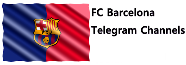 FC Barcelona Telegram Channels 2020