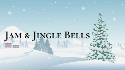 Cover Reveal for Jam & Jingle Bells ~ Bells Pass Series