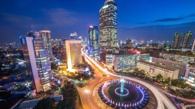 INDONESIA BUKAN LAGI NEGARA BERKEMBANG?
