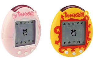 The 1990's tag tamagotchi