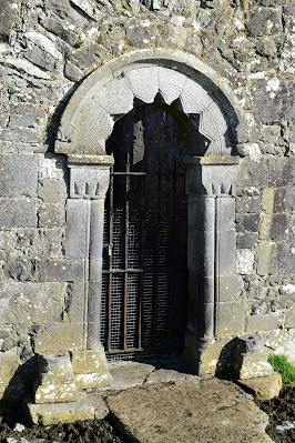 Saint Carthage Romanesque Church, Rahan.