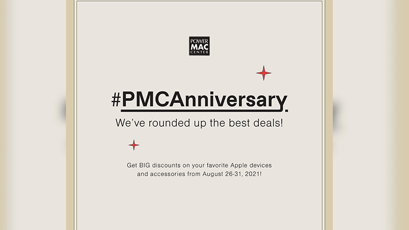 Power Mac Center announces sales and deals to celebrate 27th anniversary