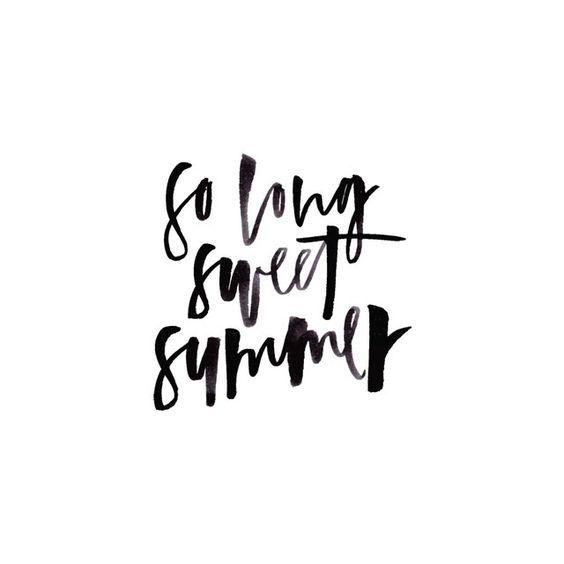 Martirio, amore, stanchezza e altre cose dell'estate 2019.