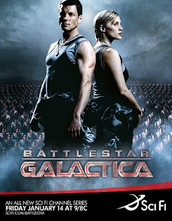 How Many Seasons In Battlestar Galactica?