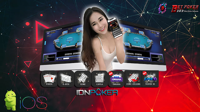 Strategi Poker Online Terampuh IDN Play