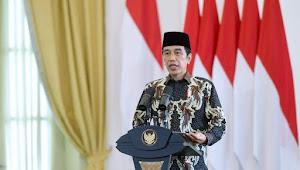 Presiden Jokowi Nantikan Kontribusi KAHMI dalam Penanganan Pandemi dan Inovasi bagi Kemajuan Indonesia