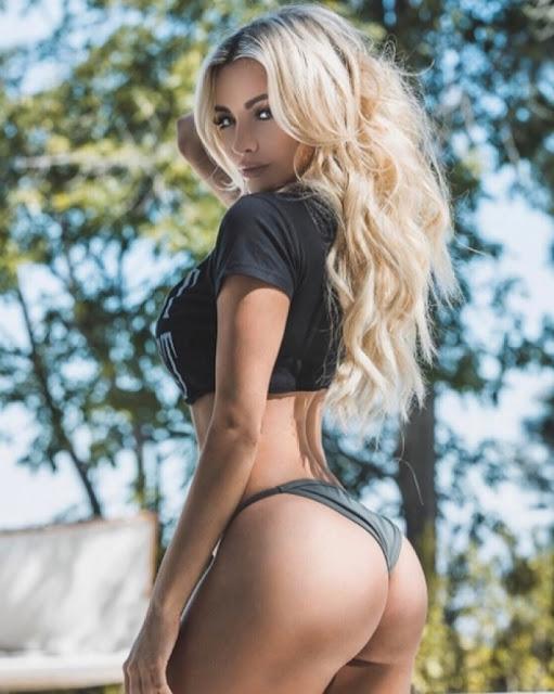 Hot girls Lindsey sexy Playboy model 5.2 feet 4