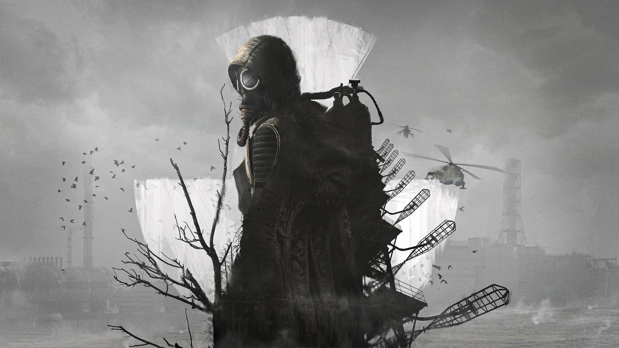STALKER 2 official teaser gameplay