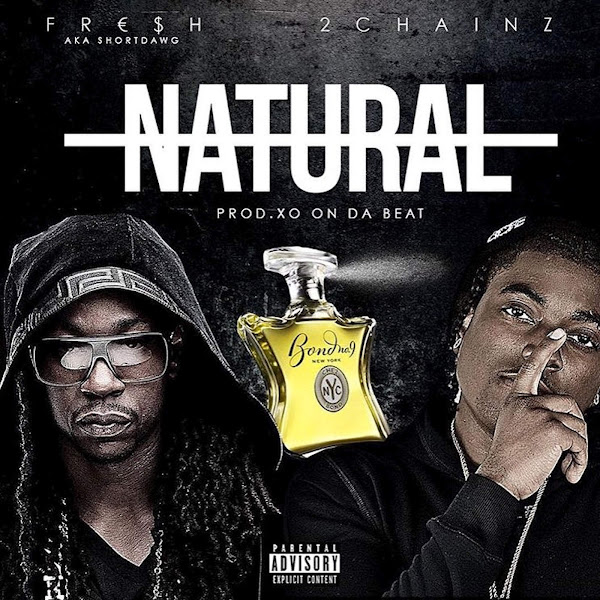 Short Dawg - Natural (feat. 2 Chainz) - Single Cover