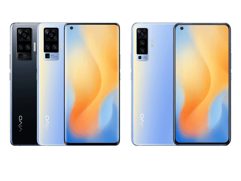 vivo announces X50 series with SD865, up to 120Hz display, gimbal-like camera system