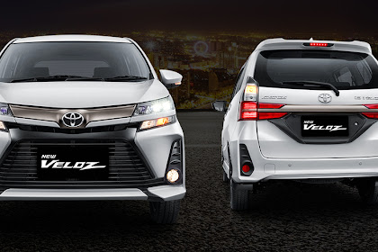 Promo Toyota Akhir Tahun Berikan Diskon Avanza Sampai 18 Juta