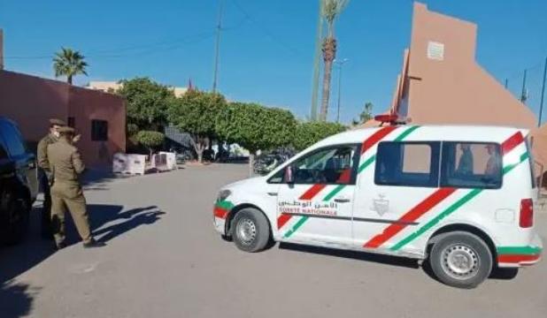 السلطات توقف مباراة شباب هوارة و مولودية مراكش بعد 30 دقيقة من اللعب