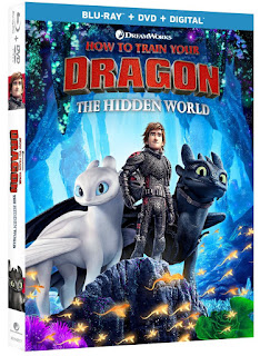 Blu-Ray Review: How to Train Your Dragon: The Hidden World
