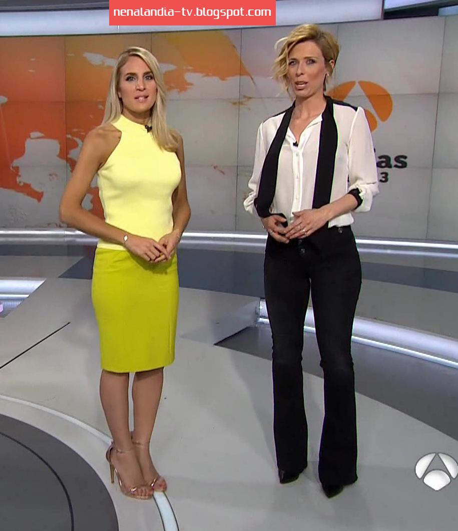 Nenalandia Tv Angie Rigueiro Y María José Sáez A3 Noticias 080618