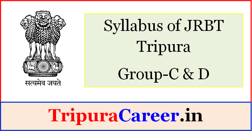 JRBT-Tripura
