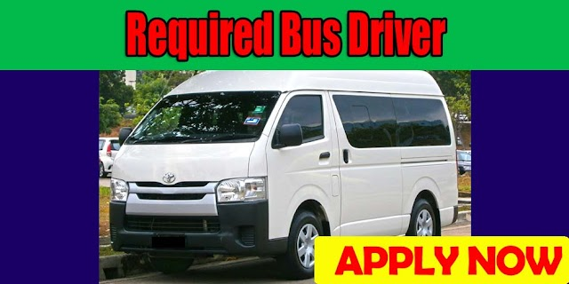 Required Bus Driver