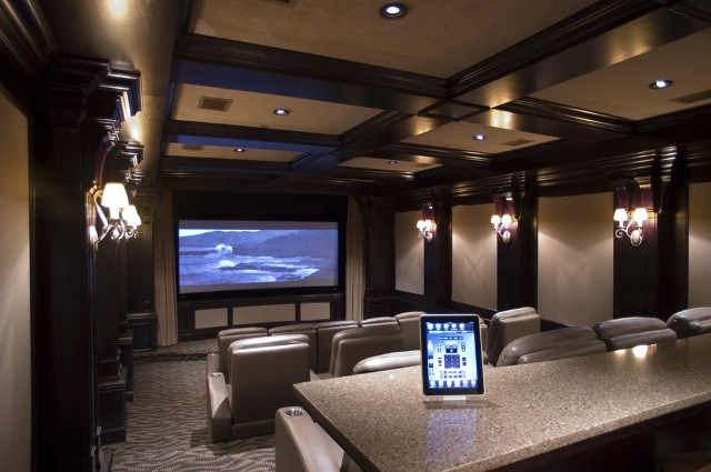 Entertainment Innovation with Living Room Theaters FAU