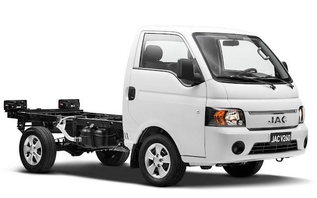 Caminhão JAC V260