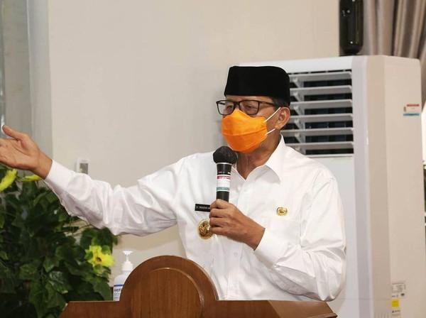 Gubernur Banten Ancam Pecat 20 Pejabat Dinkes yang Ajukan Pengunduran Diri
