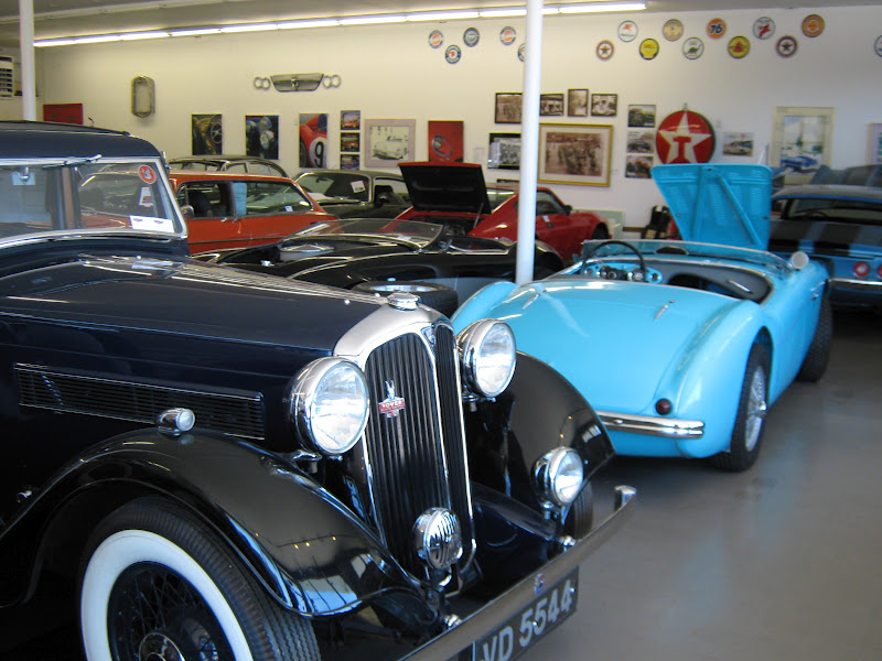 Vintage Motors Carnation 55