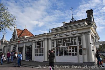 Amsterdam , Loetje Cafe