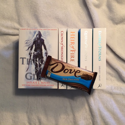 Books & Candy: Summer Edition