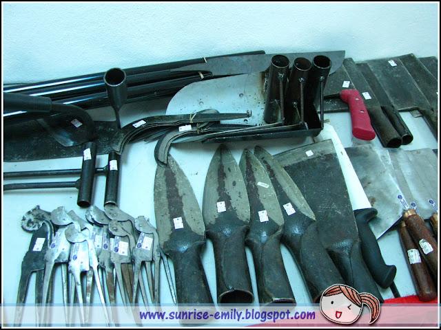 blacksmith @ Koperasi Pandai Besi Pekan Darat Seberang Perai Berhad
