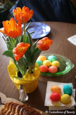 Easter Sunday 2016 | by CustodiansofBeauty.blogspot.com