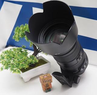 Lensa Sigma 50-500mm F4.5-6.3 APO DG HSM for Canon