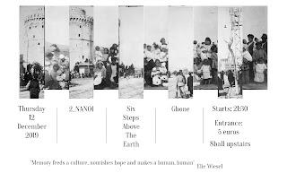 2_NANOI, Six Steps Above the Earth, Ghone [live 12.Dec.'19]