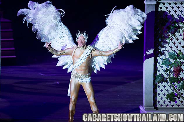 Colosseum Show Pattaya Cabaret Show Pattaya Thailand WELCOME to COLOSSEUM SHOW PATTAYA Experience a Kaleidoscopic Extravaganza June 2013, The Colosseum Show Pattaya, Thailand's latest, largest and most spectacular cabaret show and unlike any other in the kingdom, marks its grand opening, offering Thai and foreign audiences the rare treat of a vividly colorful, kaleidoscopic extravaganza of traditional and contemporary cabaret entertainment. The Bt400 – million theatre, designed in the style of ancient Rome's famed entertainment arena the 'Colosseum' and situated on a spacious 17 – rai plot, is the largest in Pattaya with over 1,000 seats arranged in a semi-circular arc in front of an expensive, state-of-the-art stage. The arrangement of the seating and the generous space between rows ensures that everyone in the theater has a clear and uninterrupted view of the full extent of the stage. Colosseum Show Pattaya Cabaret Show Pattaya Thailand  SHOWS OF COLOSSEUM SHOW PATTAYA THE 75 – MINUTE CABARET SHOWS ARE UNLIKE ANY OTHERS IN PATTAYA OR THAILAND. Presented in 16 Segments, the shows combine magnificent dance theater performed by professional and experienced artistes with the latest entertainment technologies from around the world, including a futuristic light and sound system, hydraulic stage system with superbly designed props, backdrops and fabulous costumes.  The Love Around You  Take me to Heaven  Take me to Heaven  Mambo Italiano  Mambo Italiano  Colosseum Sawasdee  Colosseum Sawasdee  Miracle Asean  Miracle Asean  Xuan Xen Re  Xuan Xen Re  The Promise  The Promise   Heart and Soul  Heart and Soul   Love on Top  Love on Top  Blestyaschie  Blestyaschie  Love of Munni  Love of Munni  Kiss me another  Kiss me another  Time to say good-bye  Time to say good-bye    You will be in my mind  Colosseum Show Pattaya Cabaret Show Daily Show. Show Time of Colosseum Show Pattaya Cabaret Show Show Time 1 : 05:00 PM. - 06.10 PM. Show Time 2 : 06:30 PM. - 07:40 PM. Show Time 3 : 08.00 PM. - 09:10 PM. Show Time 3 : 09.30 PM. - 10:40 PM. Colosseum Show Pattaya Cabaret Show Price: VIP Seat Adult  900 Baht Child  700 Baht Mezzanine Seat Adults  700 Baht Child  500 Baht * Child rate 3-9 Year and tall under 120 Cm. The ticket is included 1 drink. Colosseum Show Pattaya Cabaret Show Transfer Hotels Service  - Extra Shows time are available during the holidays season, public holidays and long week-ends.  - Extra charge 100 Thai Baht per person will applied for transfer from hotels in Pattaya Town and Naklua area.  - Extra charge 150 Thai Baht per person will be applied for transfer from Hotels in Pratamnak Hill, Cholchan Hotel and Jomtien area.  - Extra charge 300 Thai Baht per person will applied for transfer from hotels in Jomtien area.  - The area further than Jomtien, we require minimum charge of 3 persons for transfer