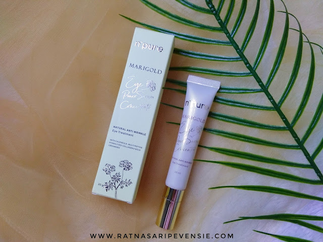 N'PURE Marigold Eye Power Serum Concentrate