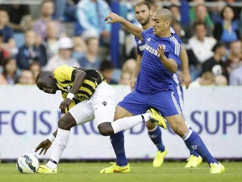 Oriol Romeu đánh mất phong độ phải rời Chelsea