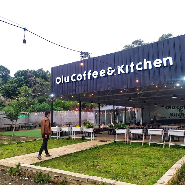 Cafe Olu Coffee & Kitchen Nanggewer Bogor