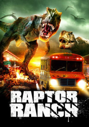 Raptor Ranch 2013 Hindi Dual Audio 480p BluRay 300MB